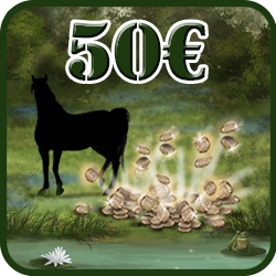 5800 Token + 2 Ponies